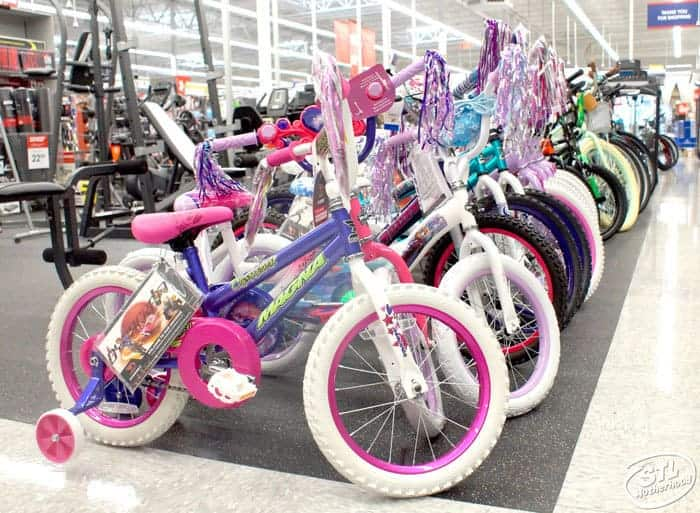 academy sports family fun with bikes