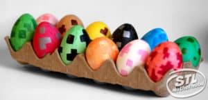 minecraft easter spawn eggs