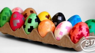 How to Decorate Minecraft Easter Eggs (With Mob Chart)