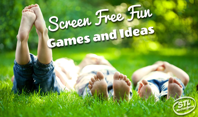 Screen Free Hacks for Summer Fun