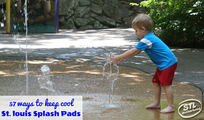 Beat the Heat with 57 Splash Pads