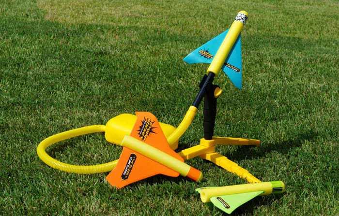 stomp rockets stunt planes
