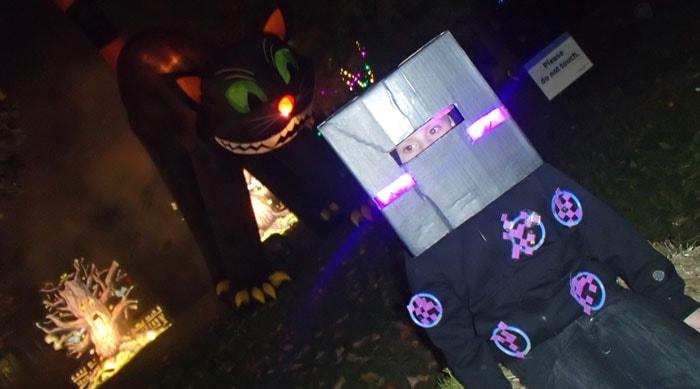 enderman minecraft costume