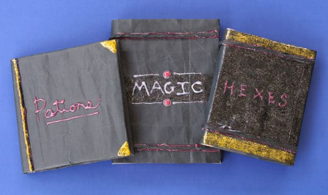 Harry Potter Magic Spell Book Journal