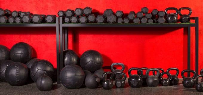 kettlebell weights Forward Fitness