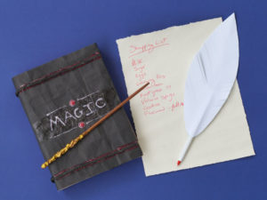 Harry Potter Fan's: Make an Easy Magical Journal for Halloween...or just because