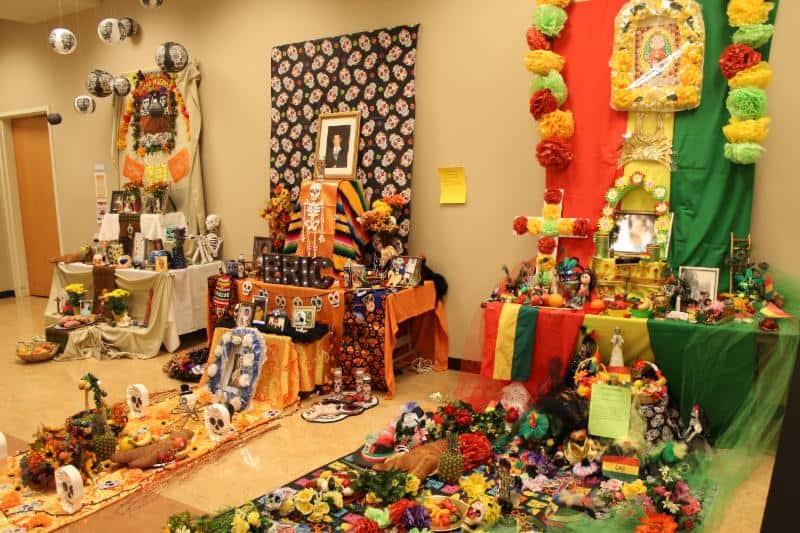 Day of the Dead St. Louis History Museum Altars