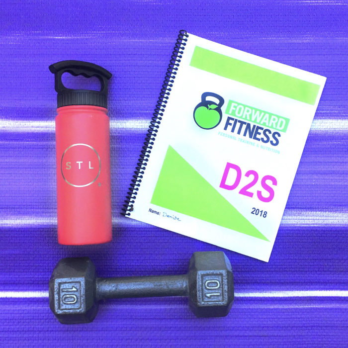 Drop 2 Pants Sizes with Forward Fitness