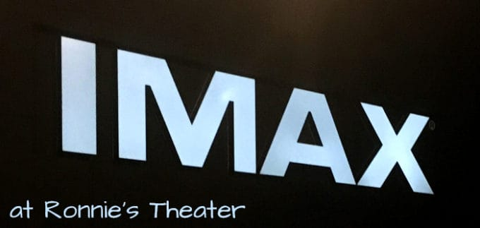 IMAX at Ronnies theater in St. Louis