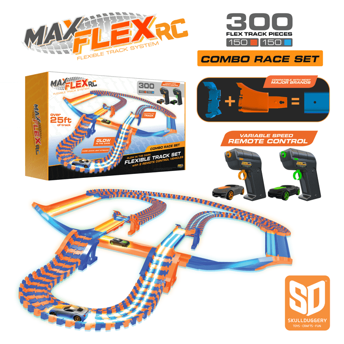 max flex RC cars