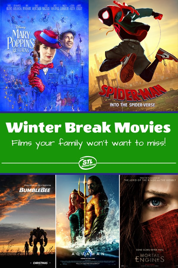 Winter break films