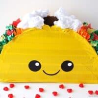 Taco Valentine Card Box