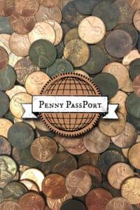 smashed penny passport