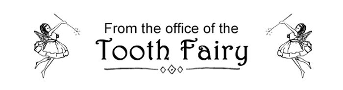 tooth fairy letterhead you can print for free