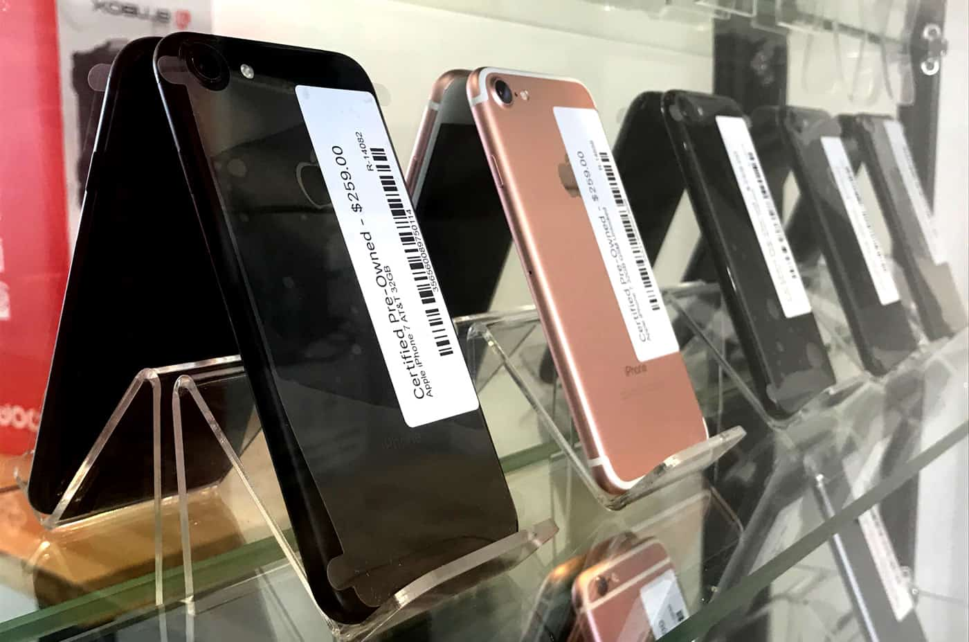 iphones for sale at itechshark in St. Louis County