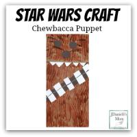 Chewbacca Puppet