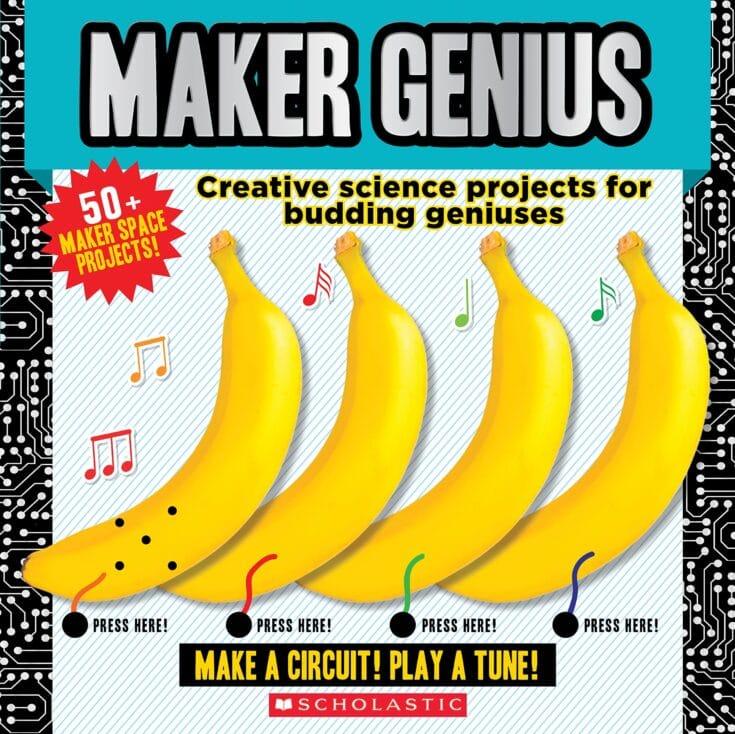 Maker Genius: 50+ Home Science Experiments