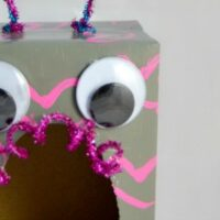 Valentine Box Robot