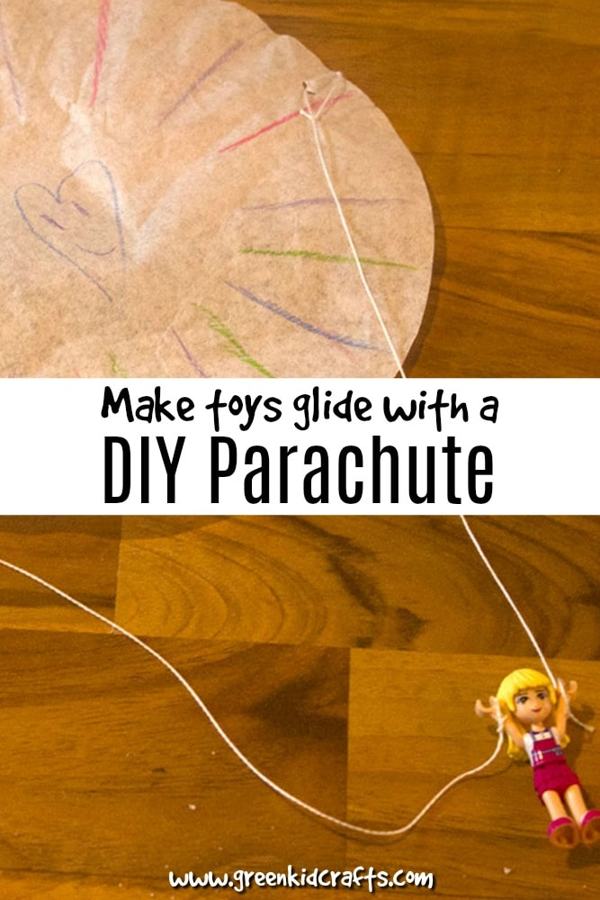DIY Parachute for Small Toys