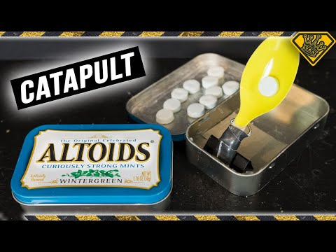 Altoid Tin Catapult