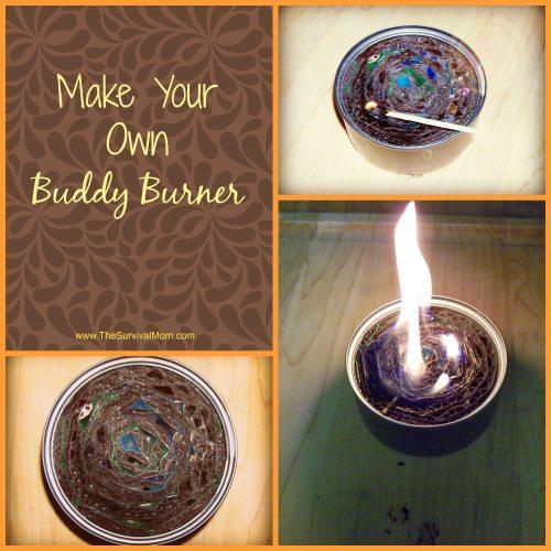 Make a Buddy Burner