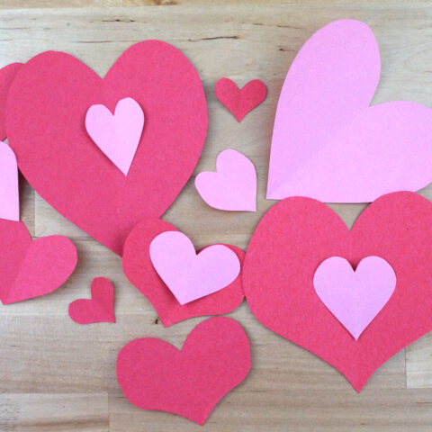 How to Cut out a Paper Heart like a Pro