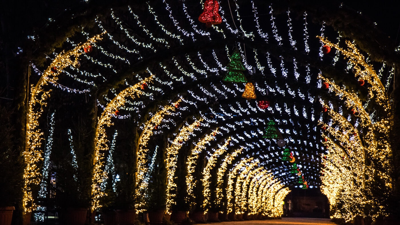Stl Christmas Radio Station 2021 Don T Miss These 13 Awesome St Louis Christmas Lights Stlmotherhood