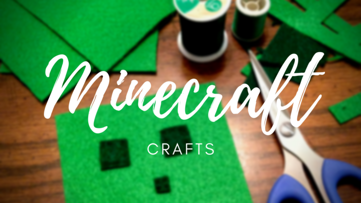 minecraft crafts
